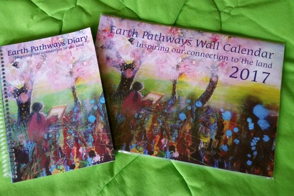 2017 Earth Pathways Diary and Calendar